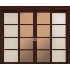 Раздвижные двери или двери купе 104.2222