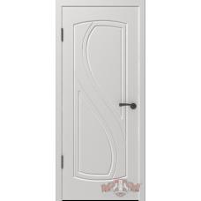 10ДГ0 Белая эмаль. Глухое полотно.Владимирская фабрика дверей. Различные размеры