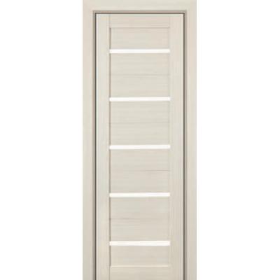 Дверь ProfilDoors Мелинга 7х Цвета: Венге, Эш вайт, Капучино Стекло матовое