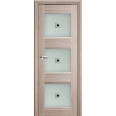 Дверь ProfilDoors Мелинга 4х Цвета: Орех Сиена,Орех Пекан. Стекло: Узор