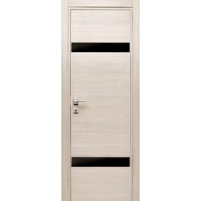 Дверь Титан 2 Орех темный, Лиственница