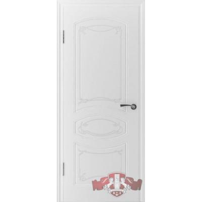 13ДГ0 Белая эмаль. Глухое полотно.Владимирская Фабрика дверей. Различные  размеры