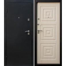 Дверь Цитадель КАИР Беленый дуб  (серебро). Венге  (серебро) МК