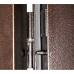 Дверь входная VALBERG Б2 Профи металл/металл