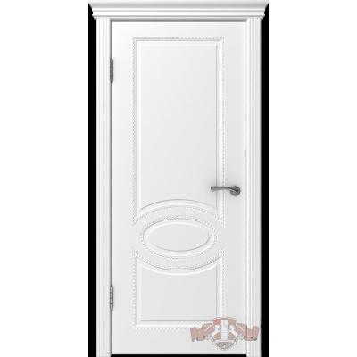 29ДГ0 Белая эмаль.Глухое полотно.Владимирская фабрика дверей.Различные размеры