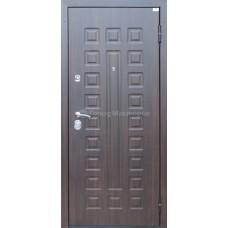 Входная дверь «Катунь» Город мастеров  2 МДФ