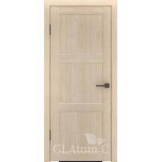 Дверь GreenLine.GLAtum C3.Капучино, Венге.Владимирская фабрика дверей.