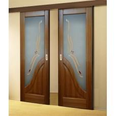 Раздвижные двери или двери купе