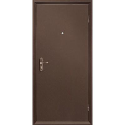 Дверь входная VALBERG Б2 СПЕЦ металл/панель 4мм ит.орех