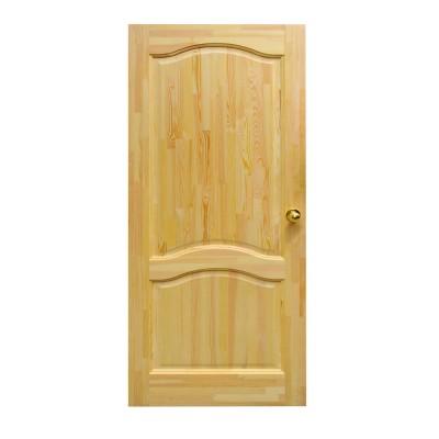 Двери из массива неокрашенные
