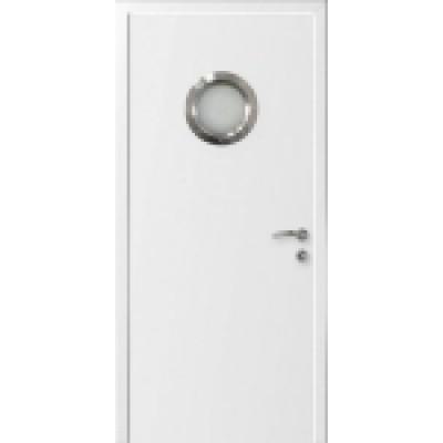 Дверь с иллюминатором