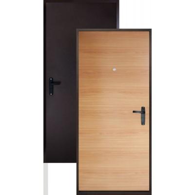 Дверь МЕГИ (Уфа) ДС-110 Сталь 1,0 мм