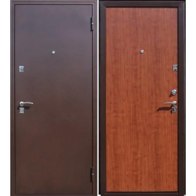 Дверь МЕГИ (Уфа)  ДС-180 Сталь 1,0 мм