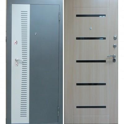 Дверь Цитадель Монако (Венге и Белёный дуб) МК