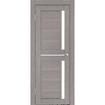 Дверь София ДО  (2С1М-S7) Zadoor.Стекло матовое.Венге,Беленый дуб,Грей