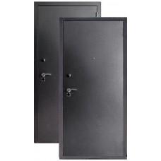 Дверь входная S-3/3 Медь, Серебро Сибирь ДЛЯ УЛИЦЫ